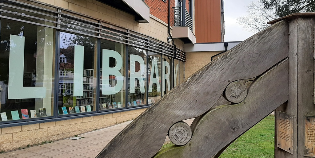 Southam library